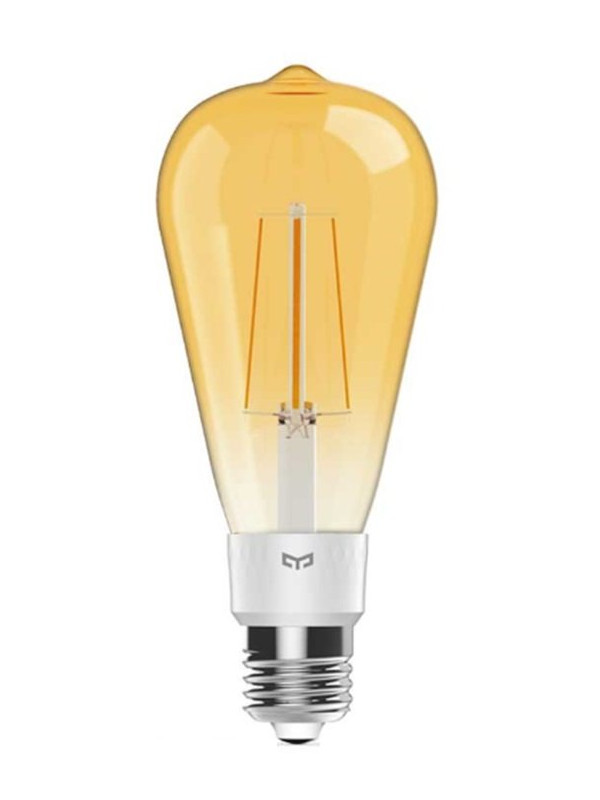 Лампочка Xiaomi Yeelight Smart LED Filament Bulb ST64 YLDP23YL
