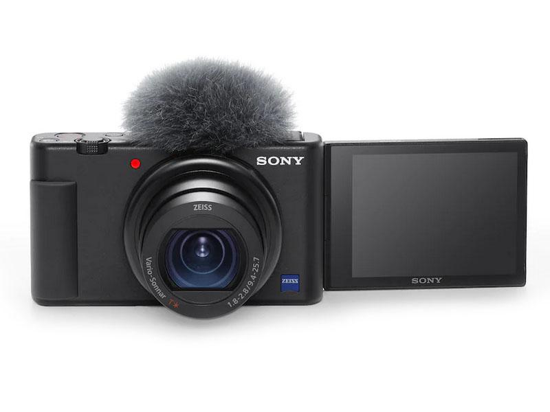 Фото - Фотоаппарат Sony ZV-1 Black фотоаппарат rekam ilook s990i black
