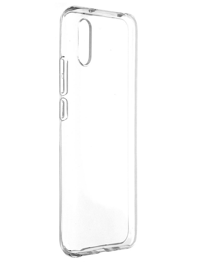 Чехол Brosco для Xiaomi Redmi 9A TPU Transparent XM-R9A-TPU-TRANSPARENT