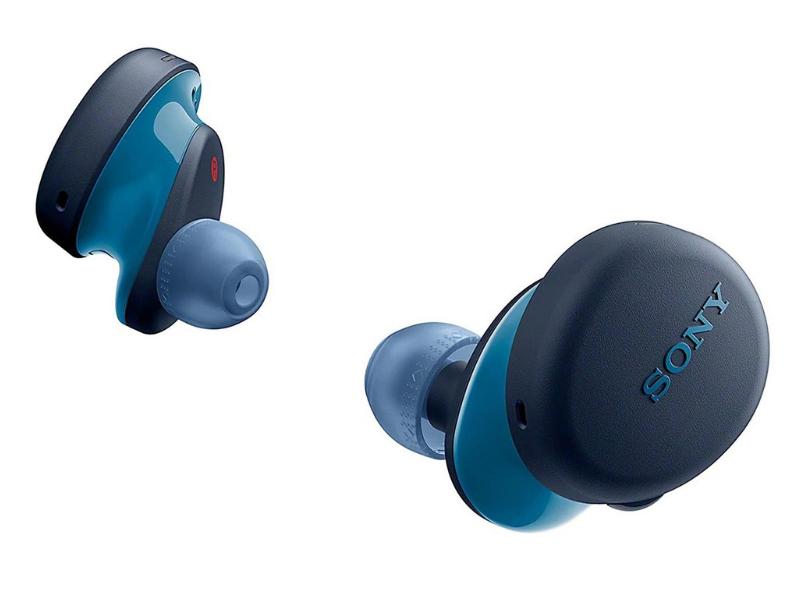 Наушники Sony WF-XB700 Blue Выгодный набор + серт. 200Р!!!