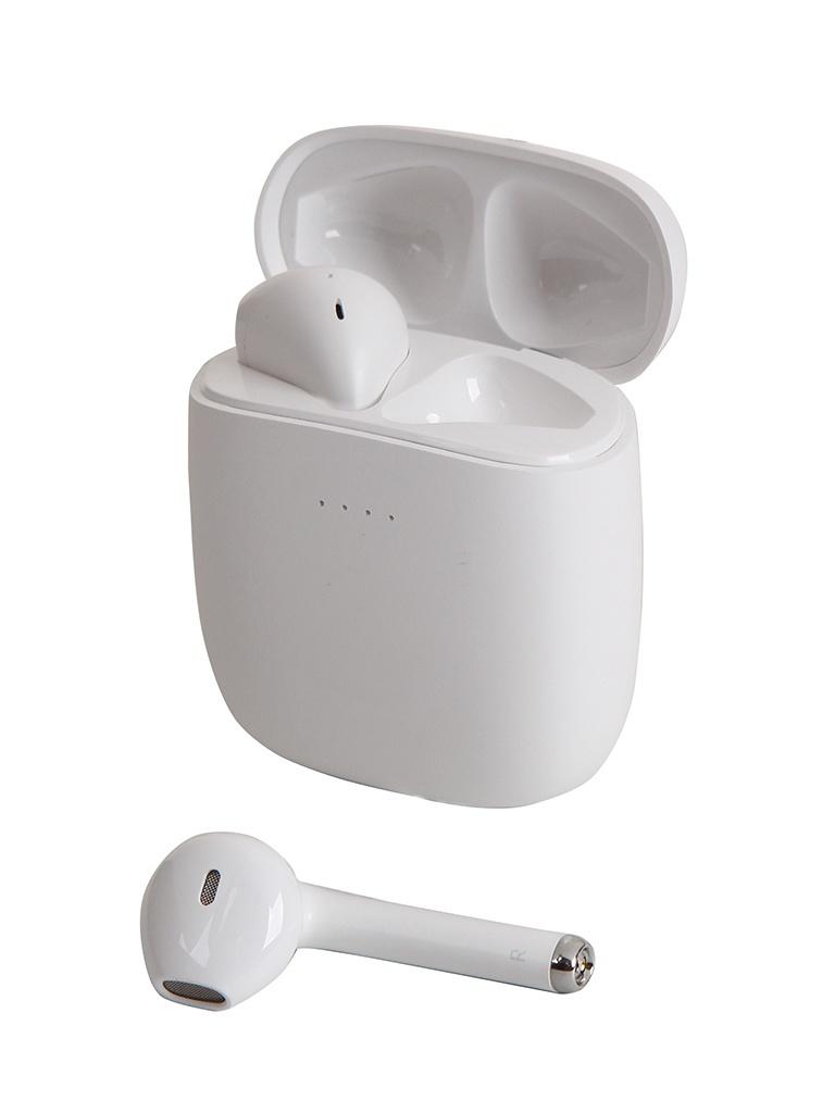 Наушники Baseus Encok True W04 Pro White NGW04P-02 Выгодный набор + серт. 200Р!!!