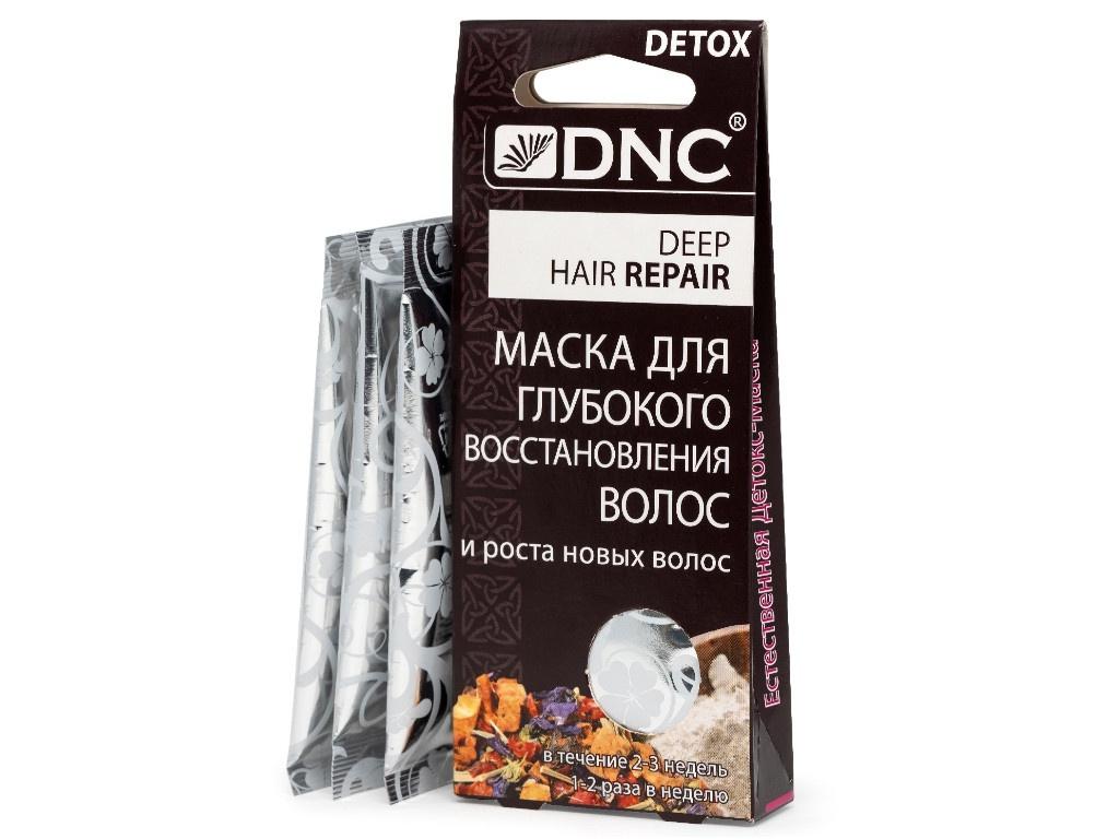 Маска DNC для глубокого восстановления волос 3шт по 15ml 4751006756434