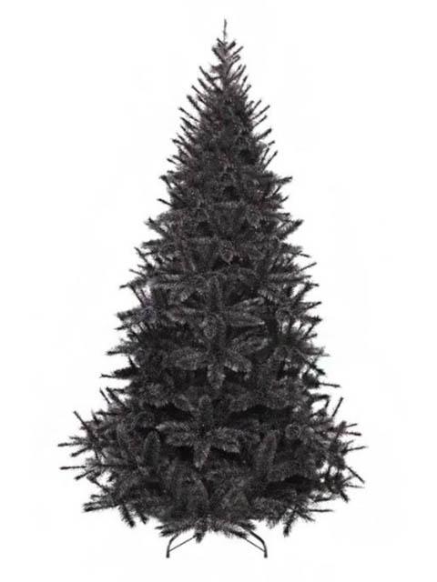 Ель Triumph Tree Прелестная 185cm Black 73399