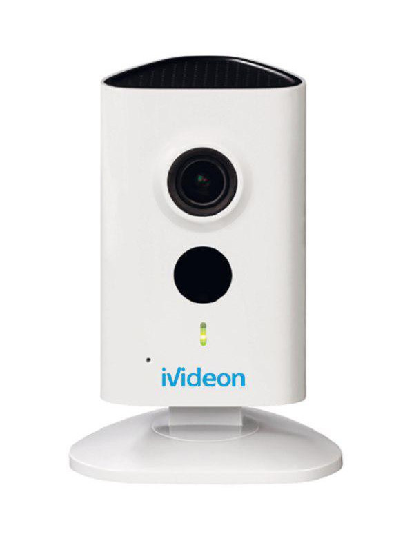 IP камера Ivideon Cute White I880908 / 4603741880908