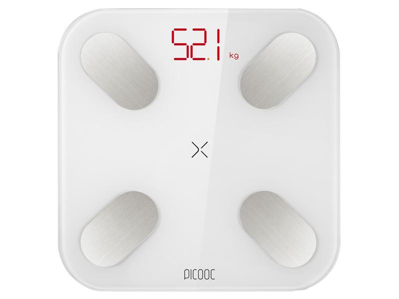Весы напольные Picooc Mini V2 White 6924917717360