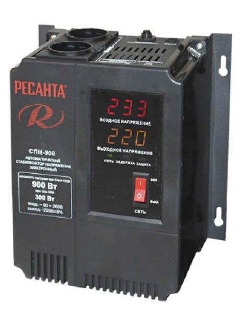 Стабилизатор Ресанта СПН- 900 63/6/23