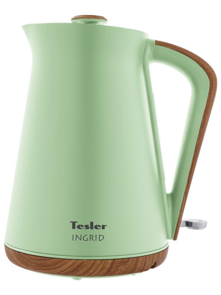 Фото - Чайник Tesler KT-1740 1.7L Green чайник tesler kt 1755 red