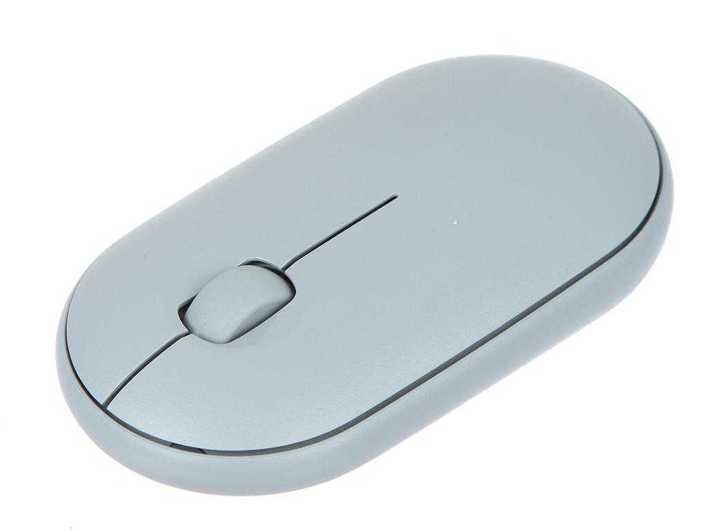 Мышь Logitech M350 Pebble Eucalyptus 910-005720