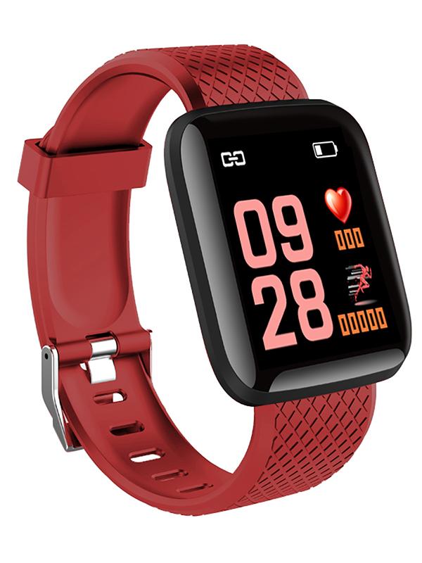 Умные часы Denn SWC005 Red