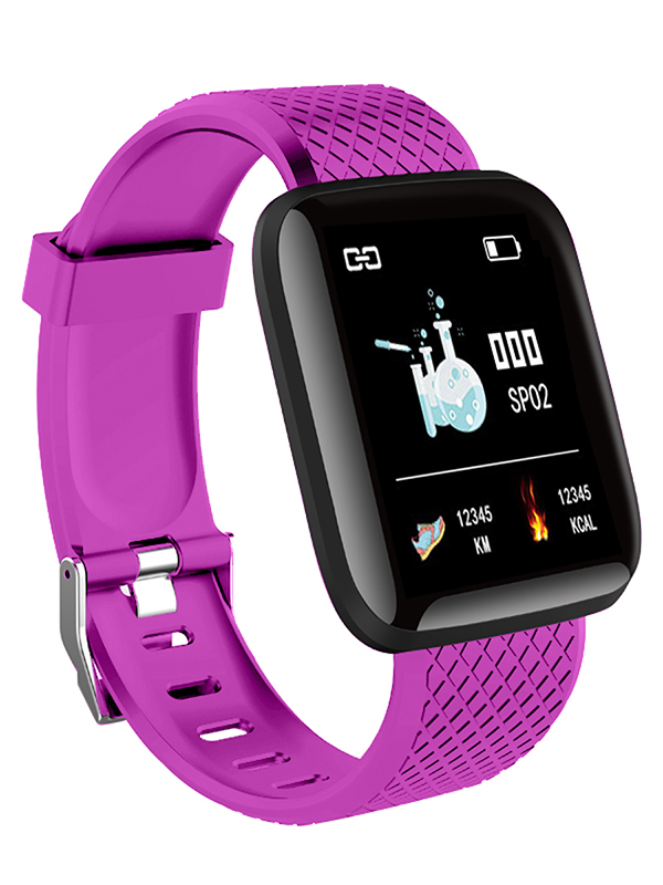 Умные часы Denn SWC005 Purple