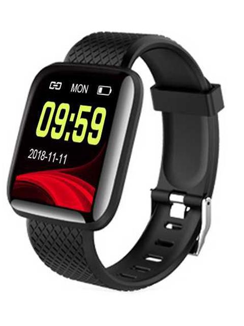 Умные часы Denn SWC005 Black