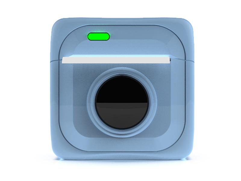 Принтер Ritmix RTP-001 Blue