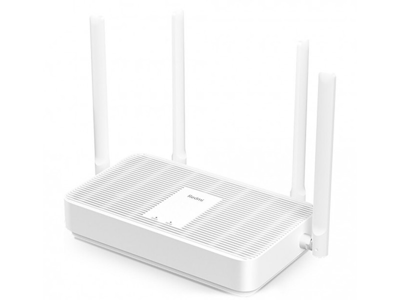 Wi-Fi роутер Xiaomi Mi Router AX1800 White