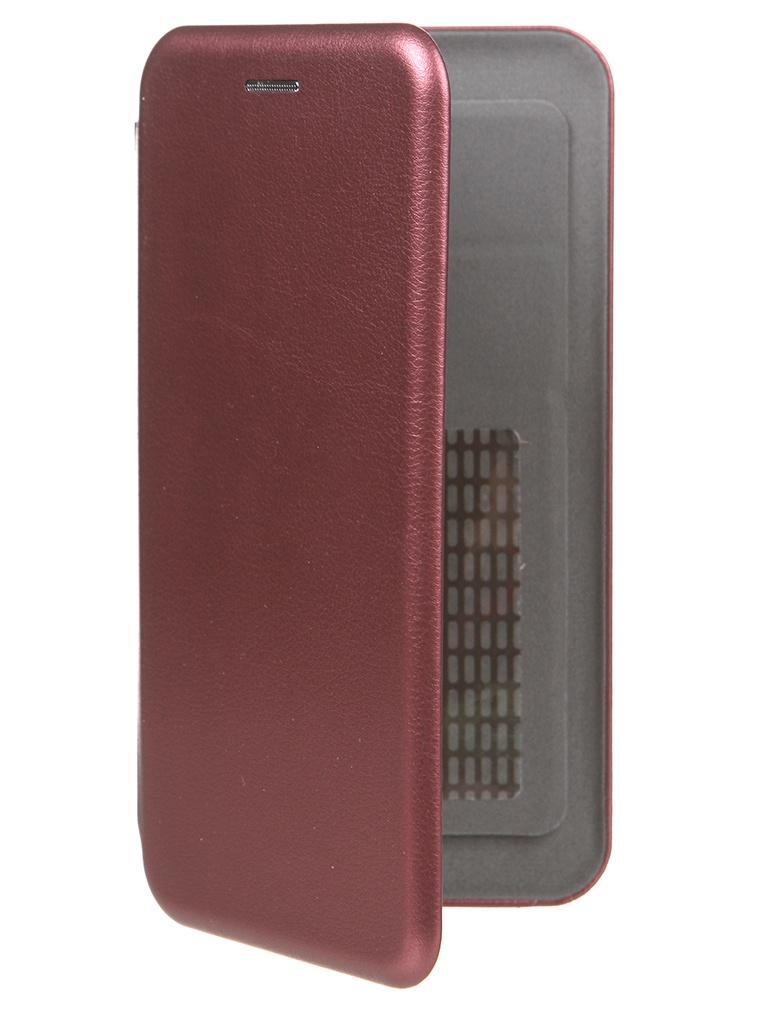 Чехол Pero Универсальный 5.5-6.0 Eco Leather Bordo PBLU-0002-BY