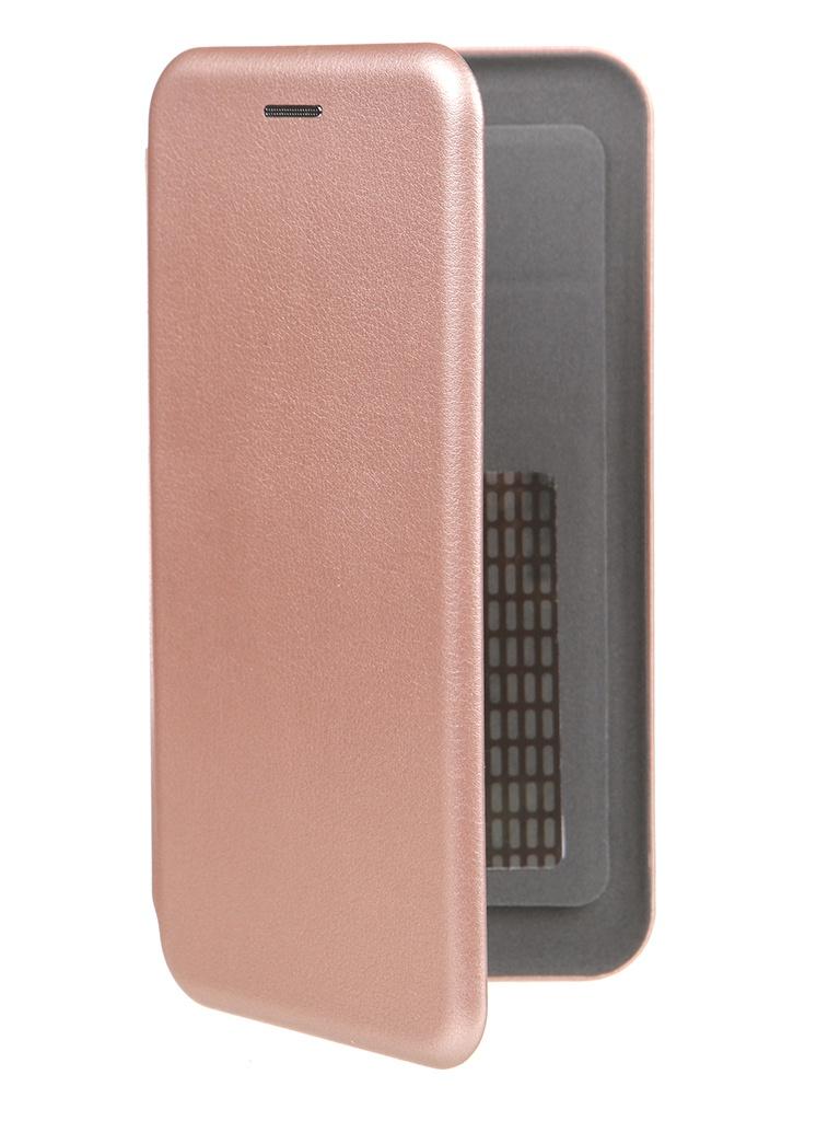 Чехол Pero Универсальный 5.5-6.0 Eco Leather Rose Gold PBLU-0002-RG