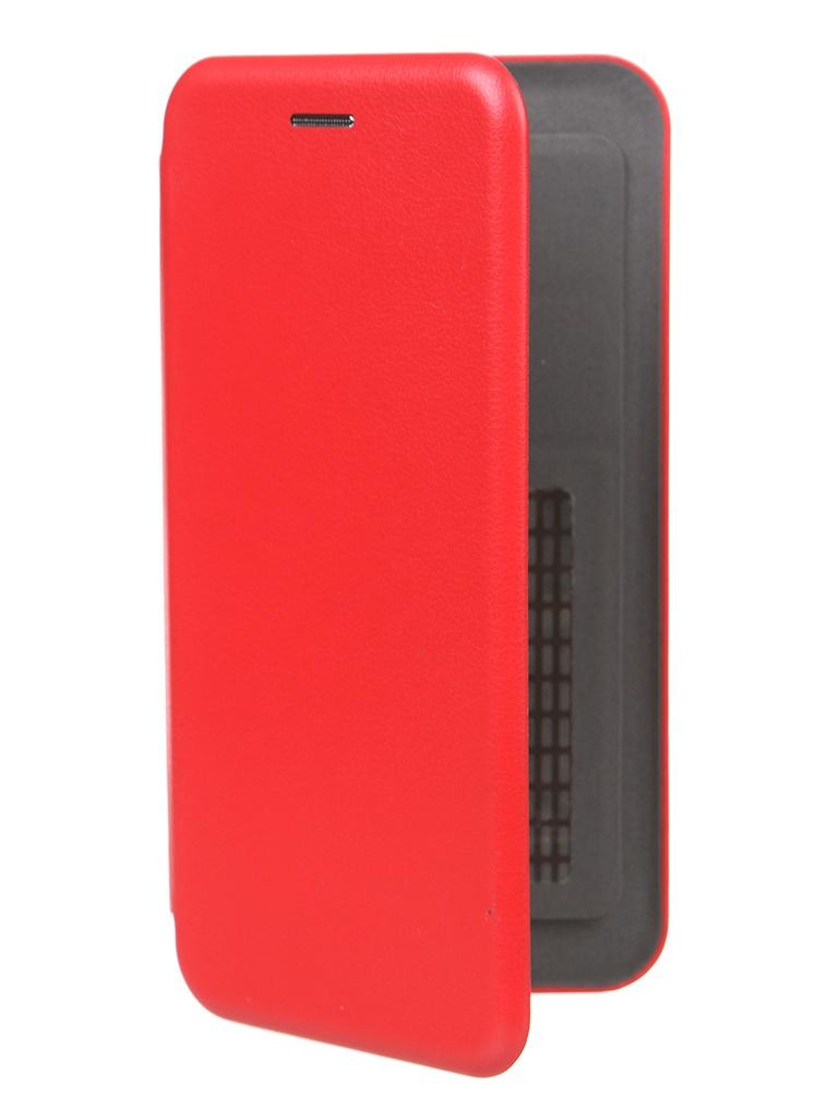 Чехол Pero Универсальный 5.5-6.0 Eco Leather Red PBLU-0002-RD