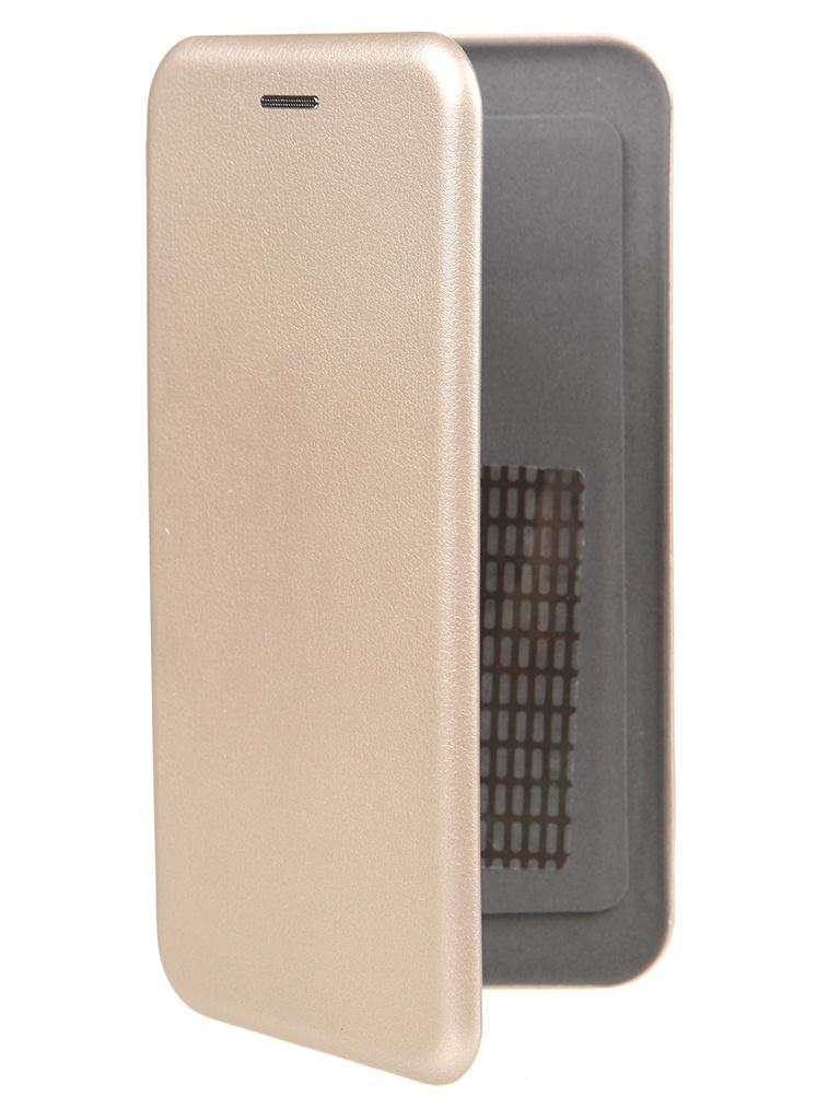 Чехол Pero Универсальный 5.5-6.0 Eco Leather Gold PBLU-0002-GD