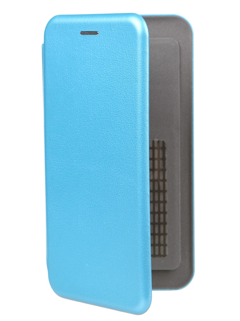 Чехол Pero Универсальный 5.5-6.0 Eco Leather Light Blue PBLU-0002-LB