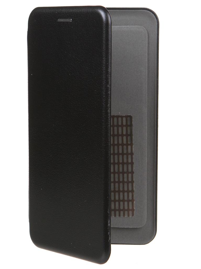 Чехол Pero Универсальный 5.2-5.5 Eco Leather Black PBLU-0001-BK