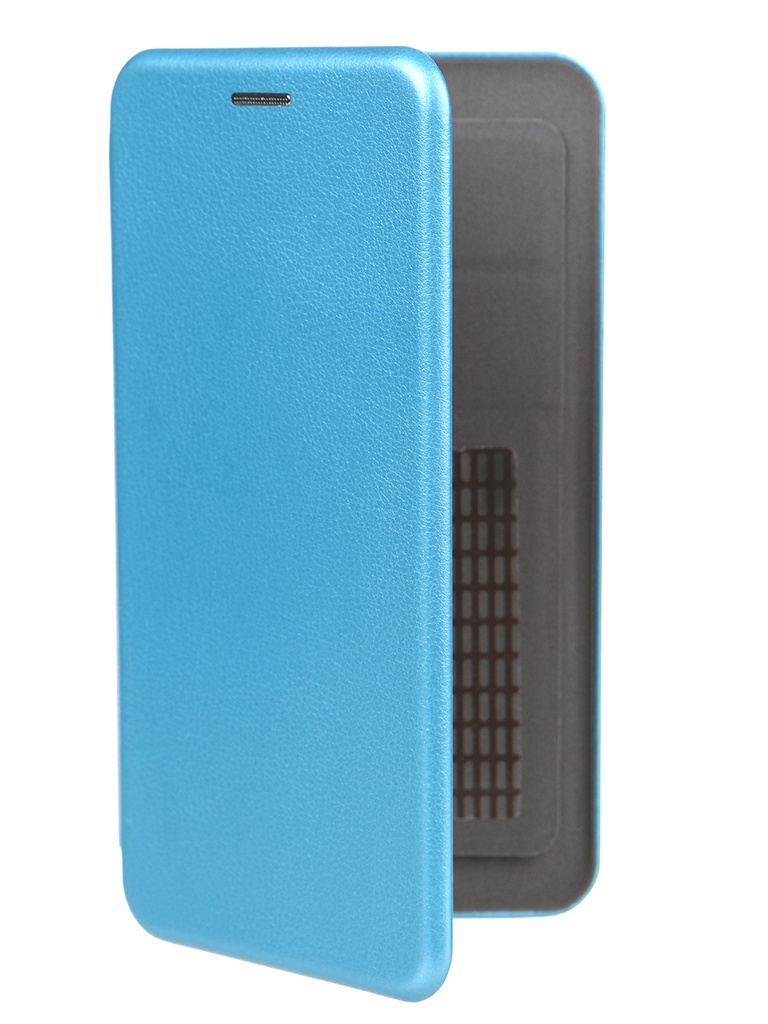 Чехол Pero Универсальный 5.2-5.5 Eco Leather Light Blue PBLU-0001-LB