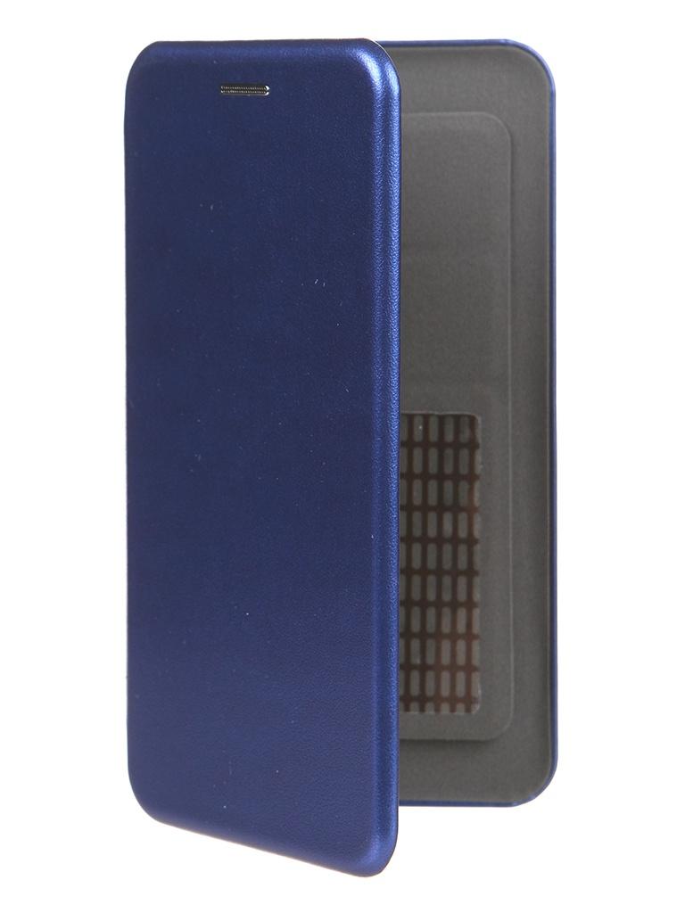 Чехол Pero Универсальный 5.0-5.2 Eco Leather Blue PBLU-0004-BL