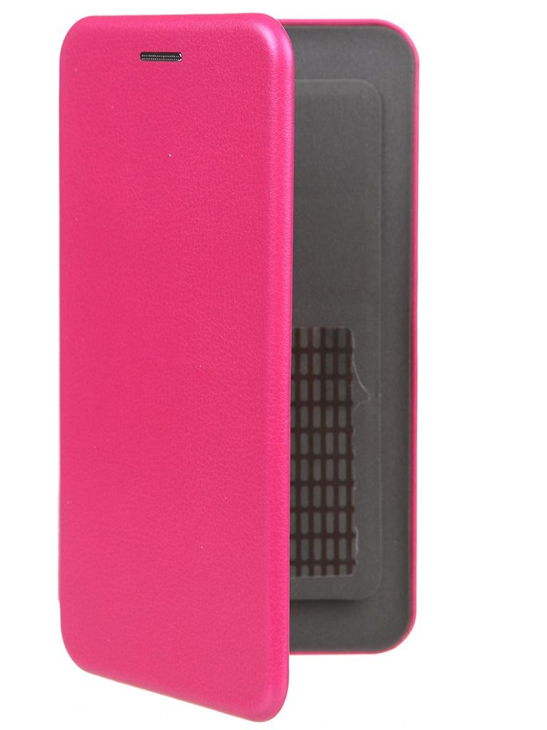 Чехол Pero Универсальный 5.0-5.2 Eco Leather Pink PBLU-0004-PK