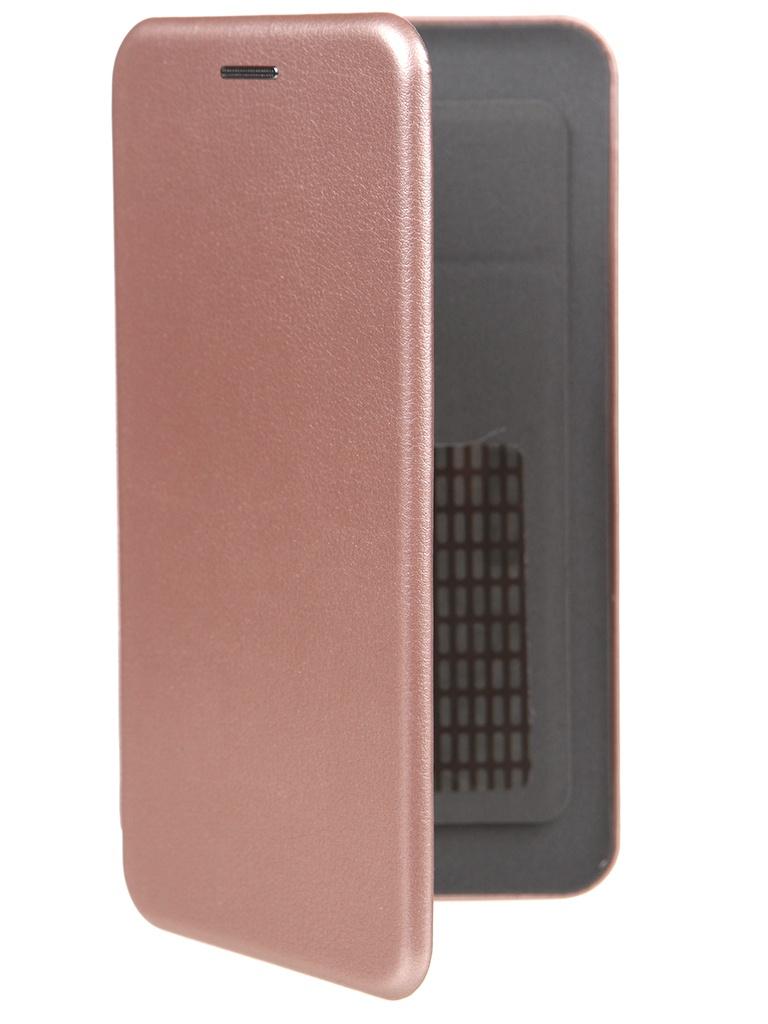Чехол Pero Универсальный 5.0-5.2 Eco Leather Rose Gold PBLU-0004-RG