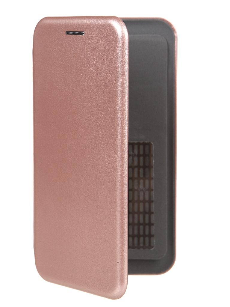 Чехол Pero Универсальный 4.7-5.0 Eco Leather Rose Gold PBLU-0003-RG