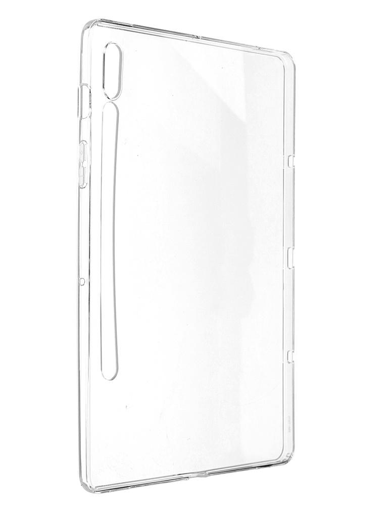 Чехол Activ для Samsung SM-T875 Galaxy Tab S7 2020 Ultra Slim Transparent 125312