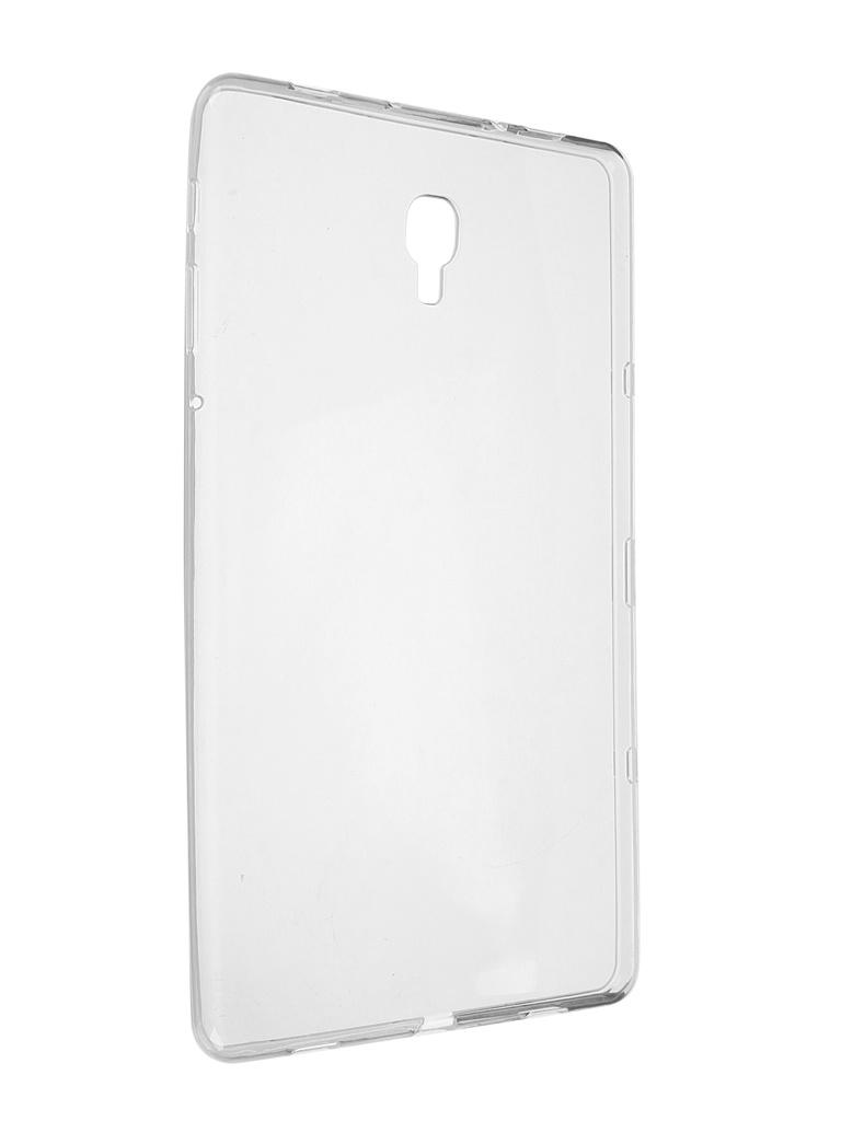 Чехол Activ для Samsung SM-T590 / T595 Galaxy Tab A Ultra Slim Transparent 93048 чехол для samsung galaxy tab a 10 5 sm t590 sm t595 g case slim premium металлик