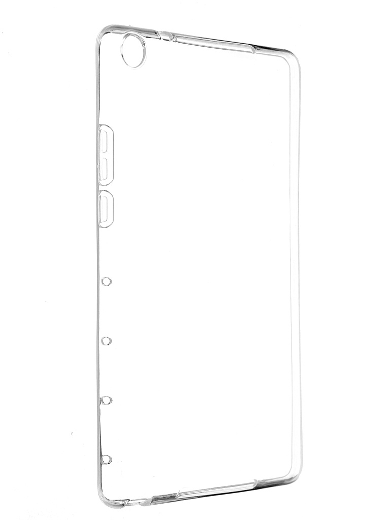 Чехол Activ для Huawei MediaPad M5 Lite Ultra Slim Transparent 110905