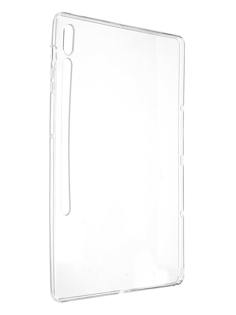 Чехол Activ для Samsung Galaxy Tab S7 Plus 12.4 2020 SM-T975 Ultra Slim Transparent 125311