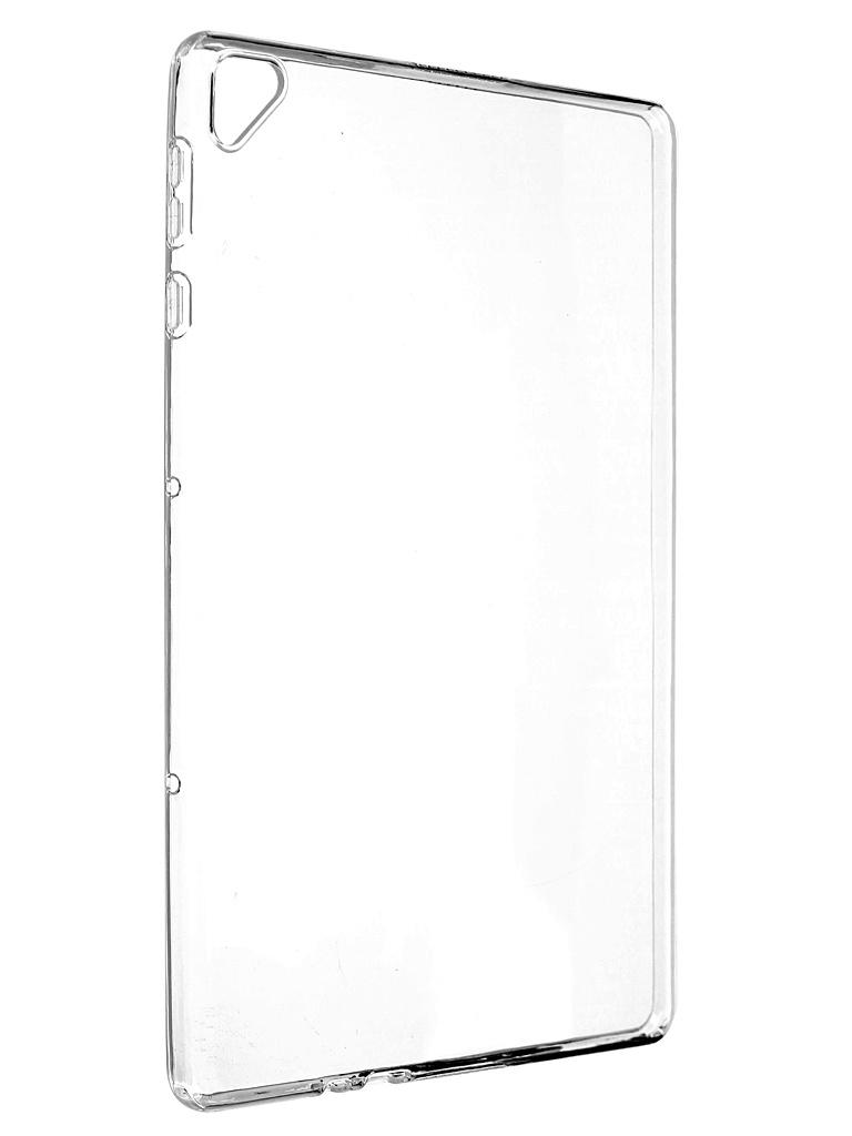 Фото - Чехол Activ для Huawei MatePad T 10s Ultra Slim Transparent 125310 чехол для huawei matepad t 10s red line черный