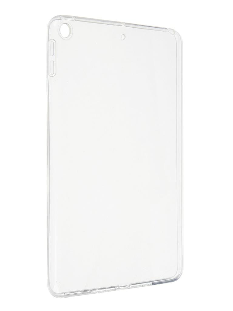 Чехол Activ для APPLE iPad Mini 5 Ultra Slim Transparent 117643