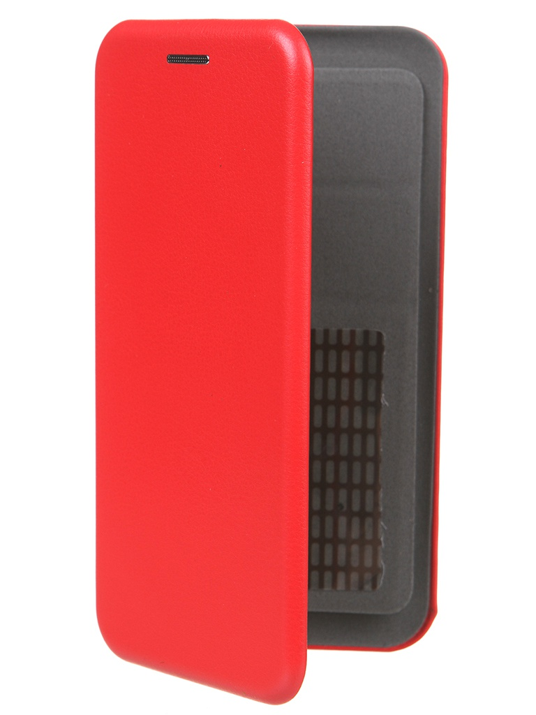 Чехол Pero Универсальный 4.7-5.0 Eco Leather Red PBLU-0003-RD