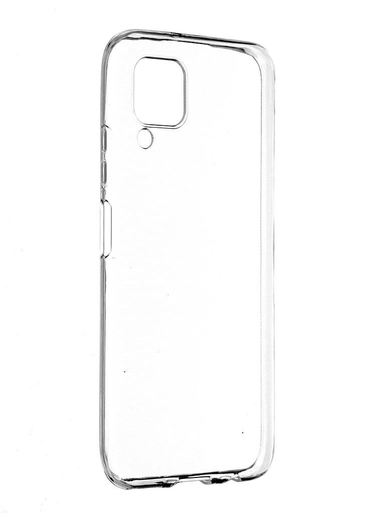 Чехол Activ для Huawei P40 Lite / Nova 6 SE ASC-101 Puffy 0.9mm Transparent 115379
