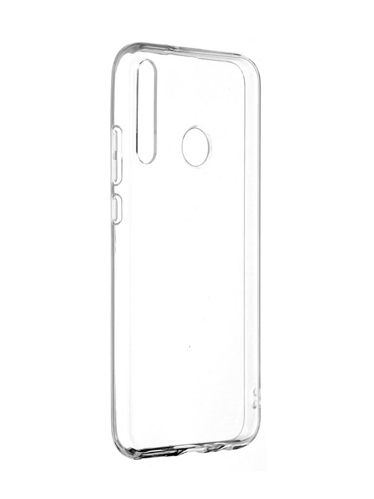 Чехол Activ для Honor 9C/P40 Lite E ASC-101 Puffy 0.9mm Transparent 116887