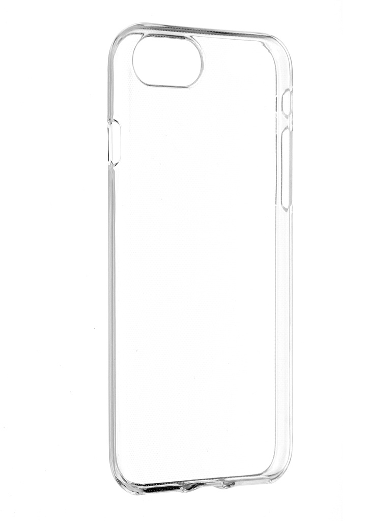 Чехол Activ для iPhone 7/iPhone8/iPhone SE 2020 ASC-101 Puffy 0.9mm Transparent 63931