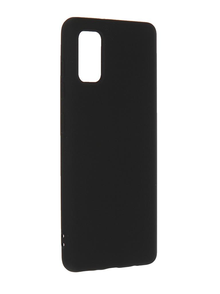 Фото - Чехол Activ для Samsung SM-A415 Galaxy A41 Full OriginalDesign Black 119398 чехол activ для samsung sm a415 galaxy a41 full originaldesign black 119398