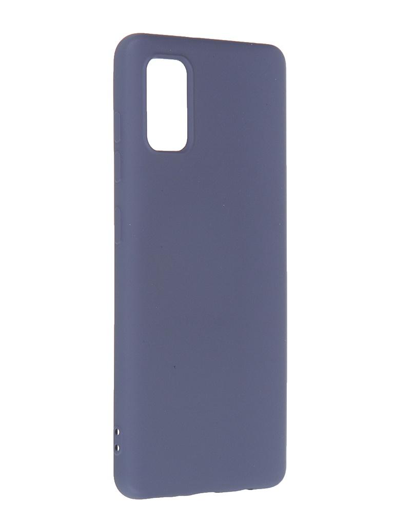 Чехол Activ для Samsung SM-A415 Galaxy A41 Full OriginalDesign Grey 119400