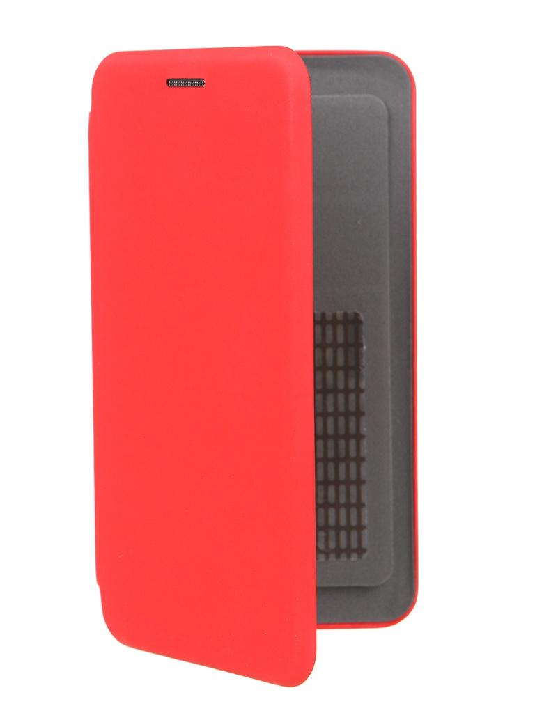 Чехол Pero Универсальный 5.2-5.5 Soft Touch Red PBSU-0002-RD