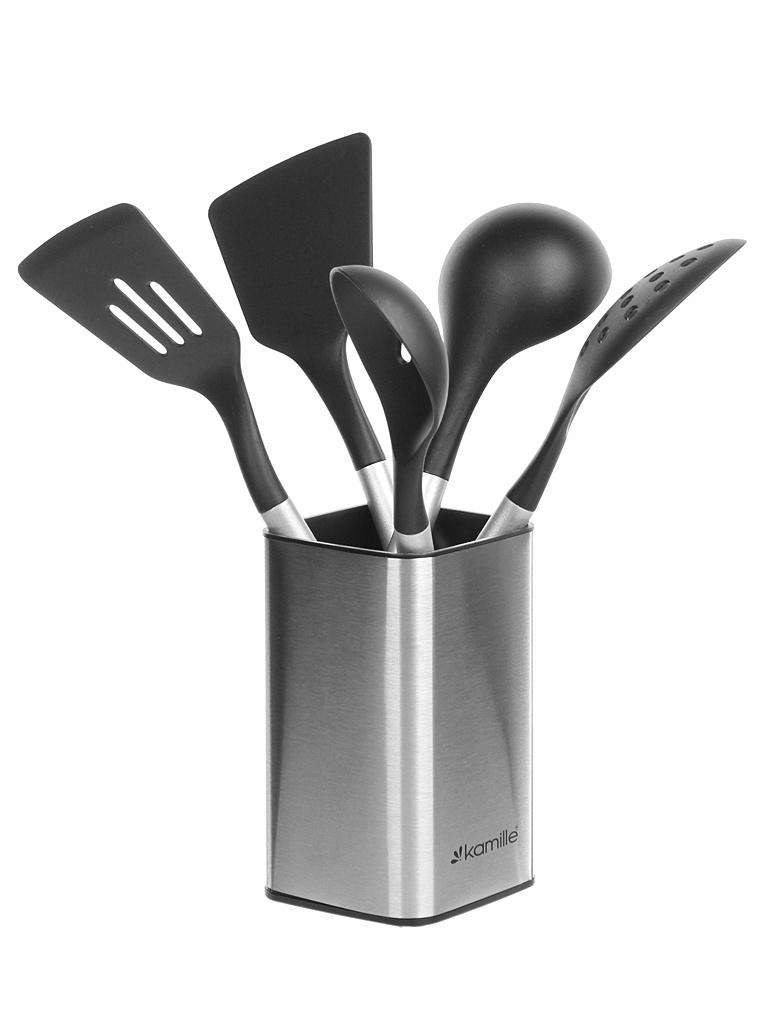 Набор кухонных принадлежностей Kamille 6 предметов KM-5238