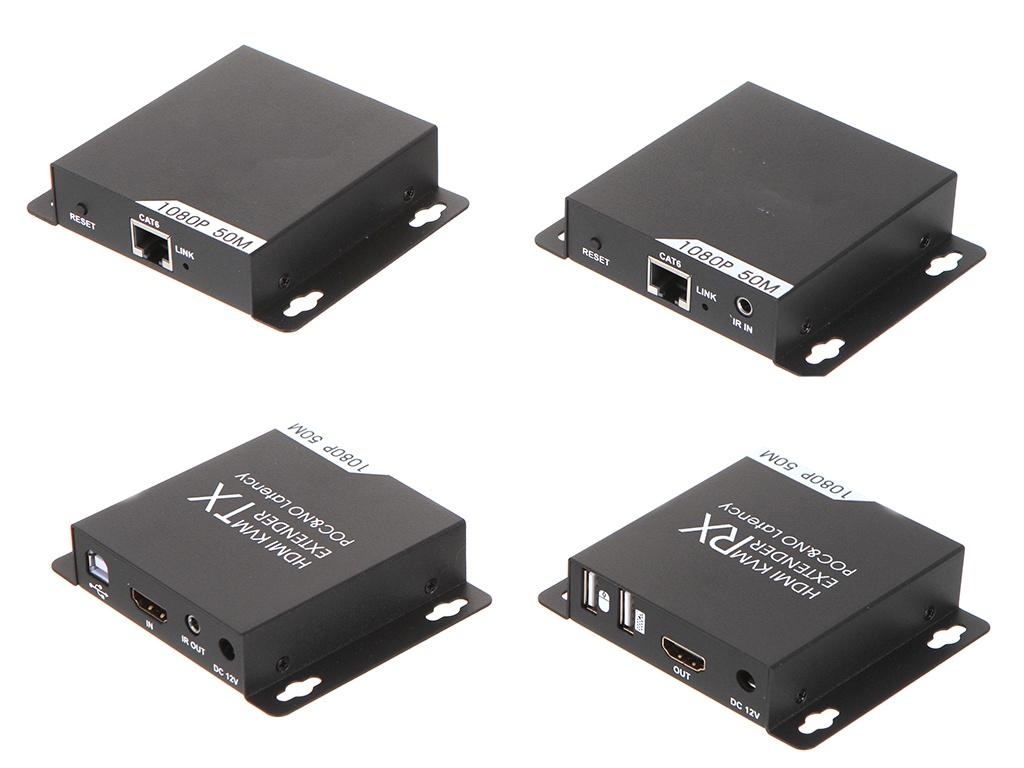 Аксессуар Palmexx HDMI KVM 1080P удлинитель до 50m PX/AYE-07KVM