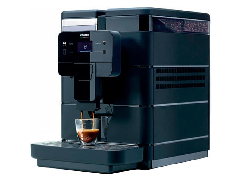 Кофемашина Saeco Royal Black