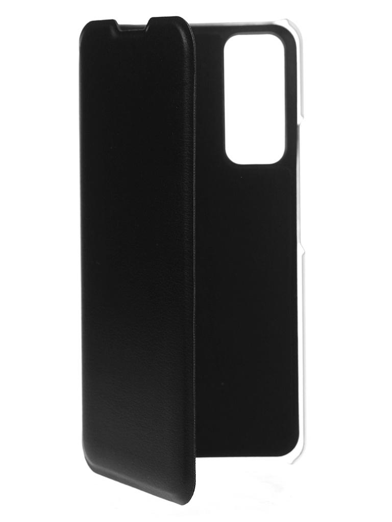 Чехол Red Line для Huawei P Smart 2021 Book Cover Black УТ000023416