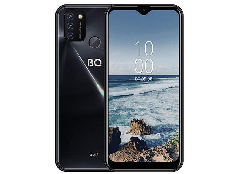 Сотовый телефон BQ 6631G Surf Black