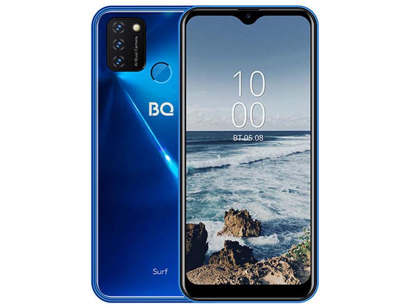 Сотовый телефон BQ 6631G Surf Chameleon Blue