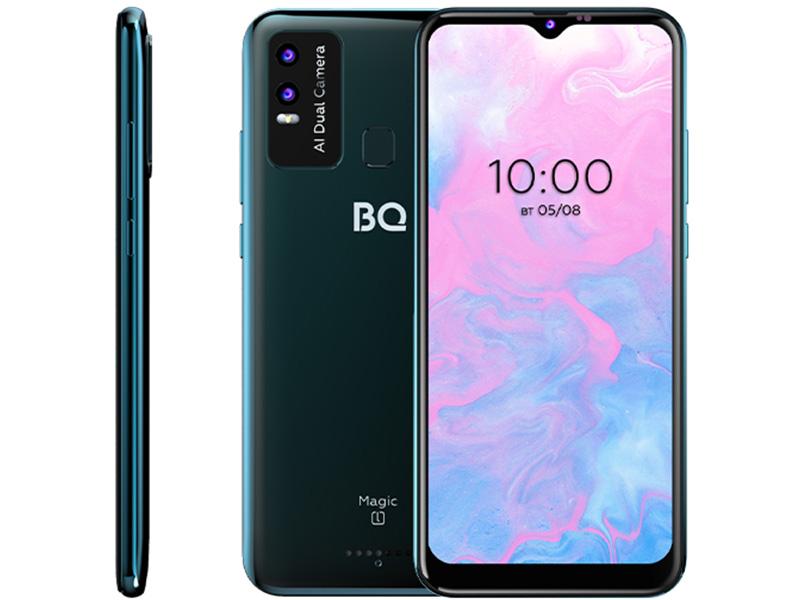Сотовый телефон BQ 6630L Magic L Deep Blue