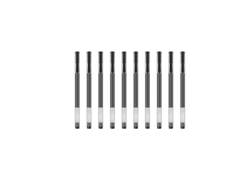 Набор гелевых ручек Xiaomi Mi High-capacity Gel Pen 10шт BHR4603GL