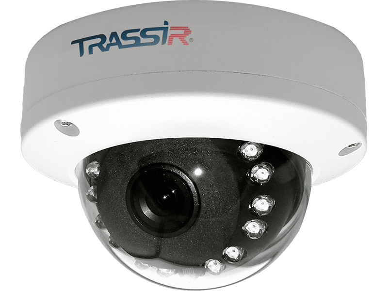 IP камера Trassir TR-D3121IR1 2.8-2.8mm 1081227